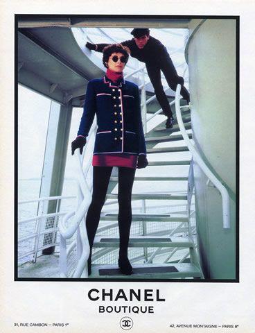 17 best images about chanel on pinterest velvet gown. Black Bedroom Furniture Sets. Home Design Ideas