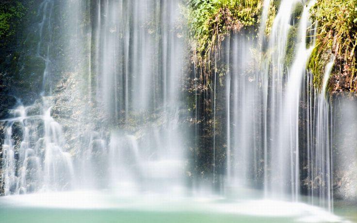 Oklahoma waterfalls | Natural Falls State Park OKlahoma