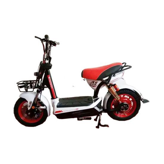 Dynabike Adult Electric Motorcycle for Sale with 800W Electric Bike Motor Scooter Ebike Aurora X6