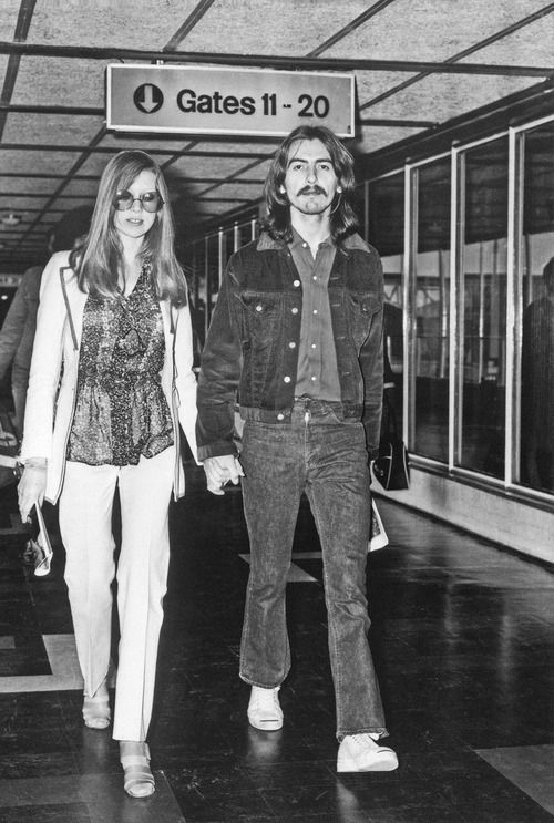 232 Best Pattie Boyd Images On Pinterest George Harrison And Kissing