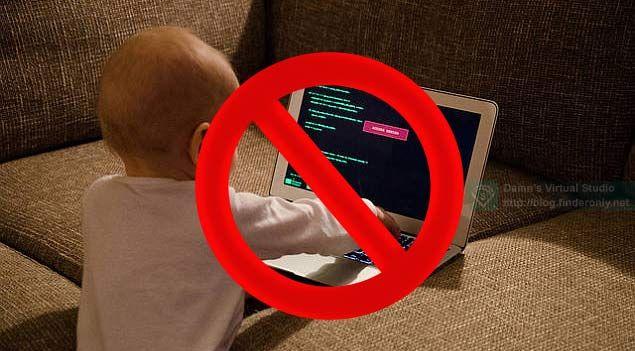 Cara Blokir Sementara Situs yg Kurang Baik Tanpa Software