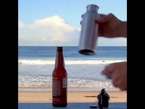 Keep your beer cold with this thing it's sofaking cool! #beer #craftbeer #party #beerporn #instabeer #beerstagram #beergeek #beergasm #drinklocal #beertography
