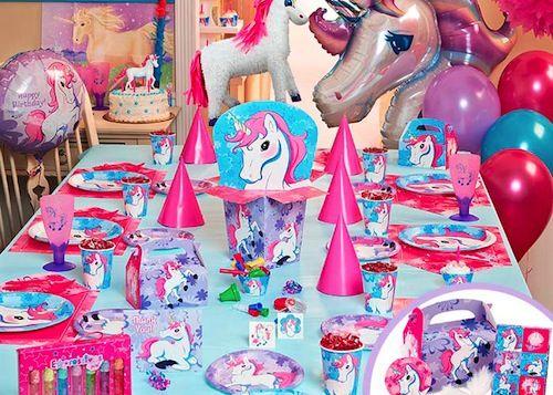 magical unicorn birthday theme birthday party ideas pinterest unicorn birthday magical unicorn and birthdays