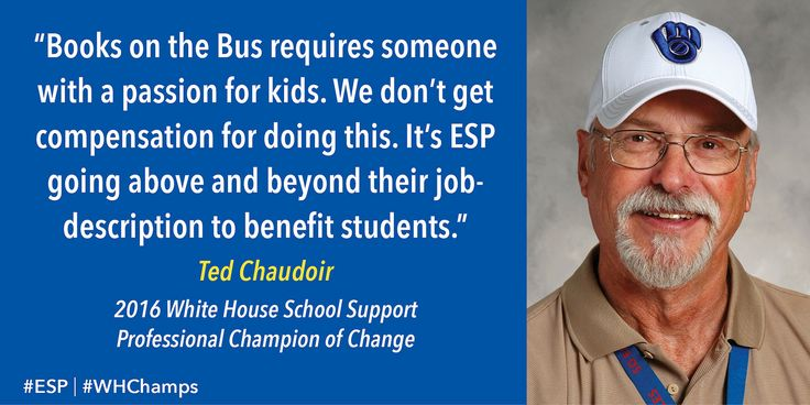 Champions of Change | Ted Chaudoir—Brussels, Wisconsin