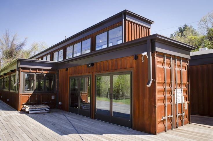 City building blocks: Shipping container structures are stacking up in Asheville | Mountain Xpress