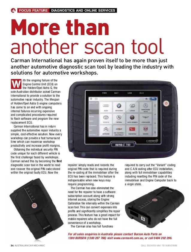 Automotive Diagnostic scan tool | diag | Tools, Industrial