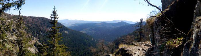 Photo de Le Sentier des Roches, Col de la Schlucht - Hohneck