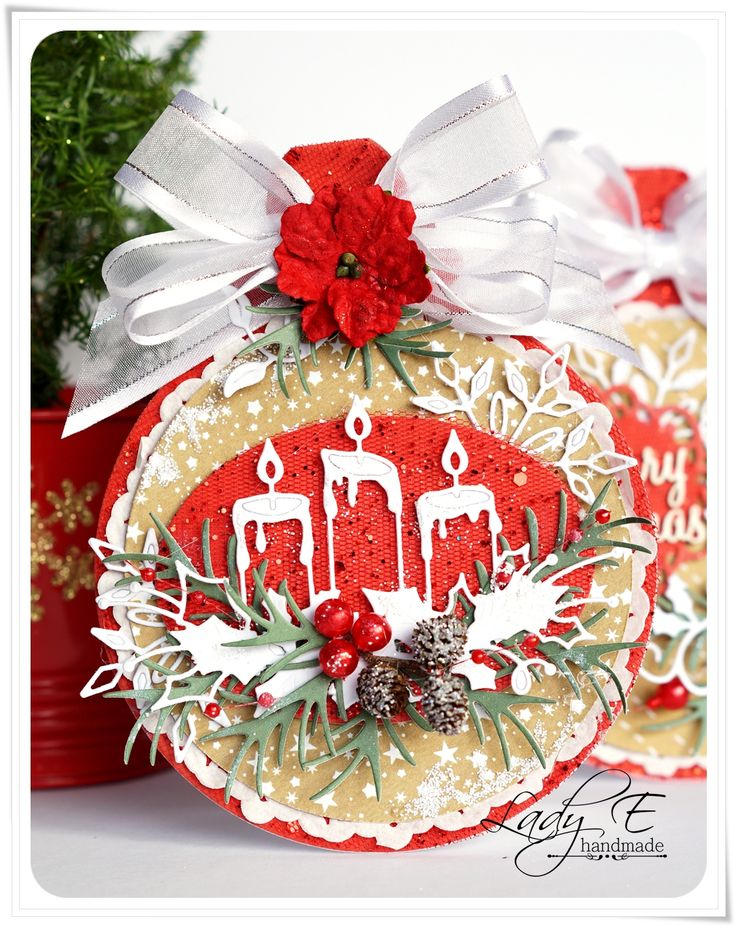 Scrap Art by Lady E: christmas