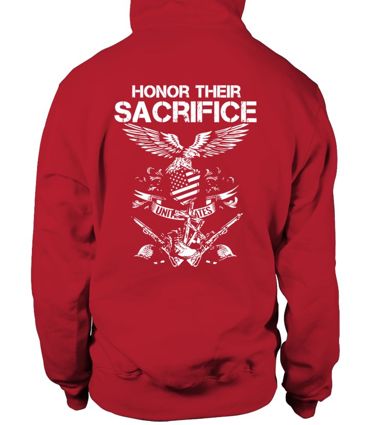 Newest item from our store: Red Friday Honor .... Check it here: http://motherproud.com/products/red-friday-honor-their-sacrifice-t-shirts?utm_campaign=social_autopilot&utm_source=pin&utm_medium=pin
