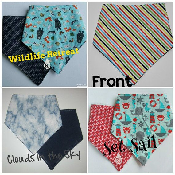 Check out this item in my Etsy shop https://www.etsy.com/ca/listing/198472663/functional-and-fashionable-drool-bibs
