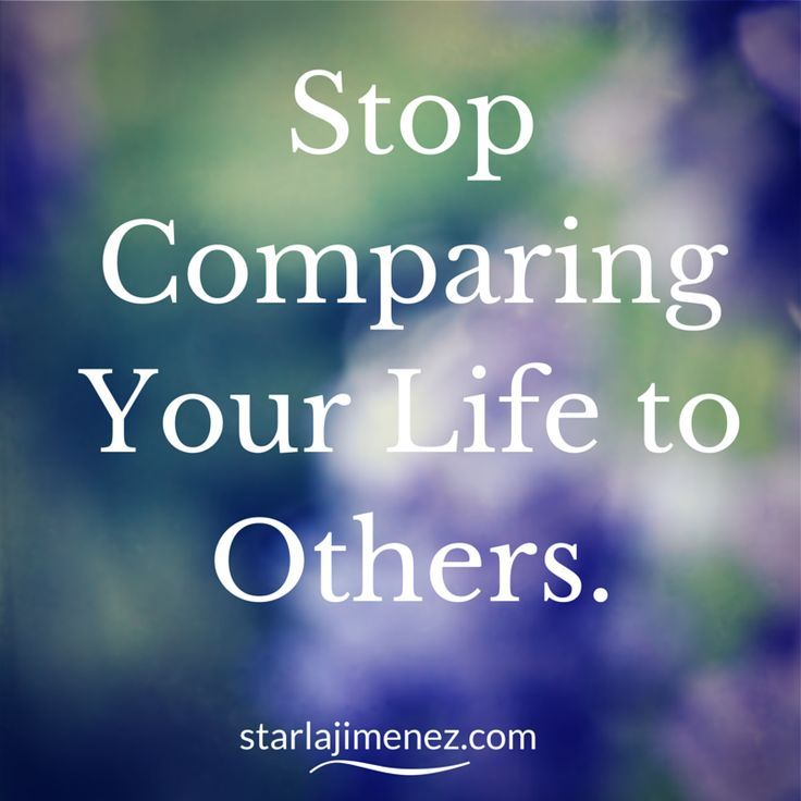 Messed Up Life Quotes: 1000+ Ideas About Stop Comparing On Pinterest