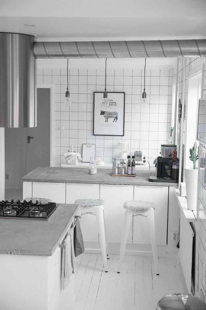 The Simple Yet Breath-Taking Beauty of a Scandinavian White Haven