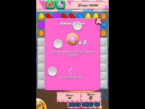 Candy crush Saga hack (Cydia)