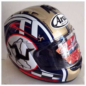 arai corsair v iom tt 2015 opcion de envio gratuito casco de motocicleta isla de man - Categoria: Avisos Clasificados Gratis  Estado del Producto: New with tagsBEFORE YOU PURCHASE: Ask about FREE 48 state shipping and wholesale pricing on additional shields: Dark tint for 40 additional or a Gold iridium lens for 65 ONLY if you call before buying Dave w Helmet Runner 208 6516433 Sizes are Medium and LargeInternational buyer will recieve reduced Custom's duty fees Only if you contact me before…