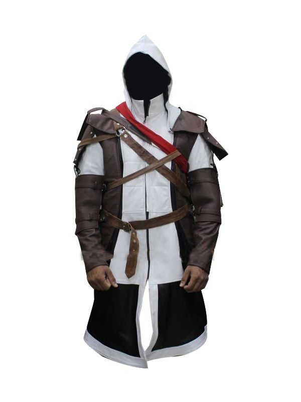 4158f3df60013 Edward Kenway Assassin's Creed Black Flag Jacket Costume in 2019 ...