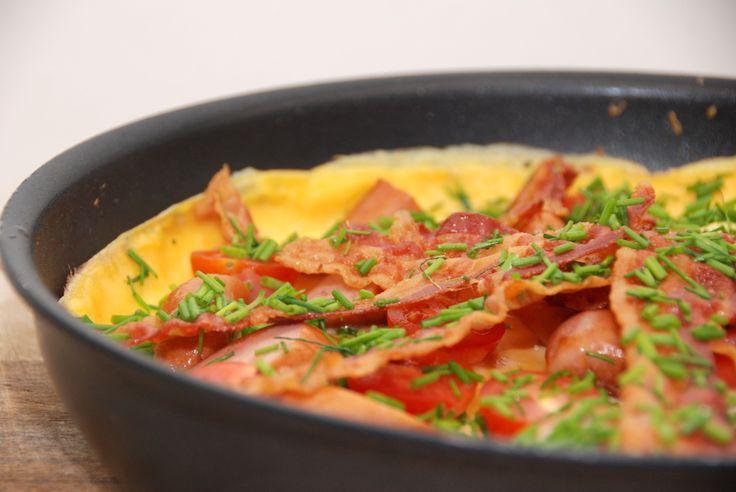 Æggekage - her er kokkens hemmelige tricks til perfekt æggekage (Recipe in Danish)