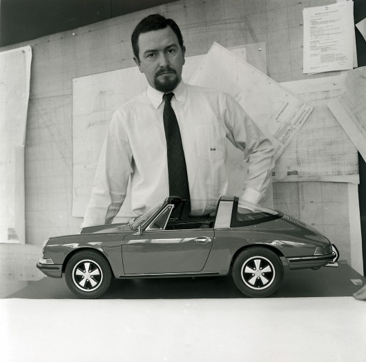 """Vale Ferdinand Porsche - designer of the Porsche 911 - Passed away this week,  all I can say is """"Thank you!"""""""