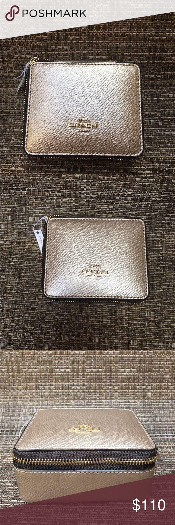 coach classic bags jewelry case coachfactory
