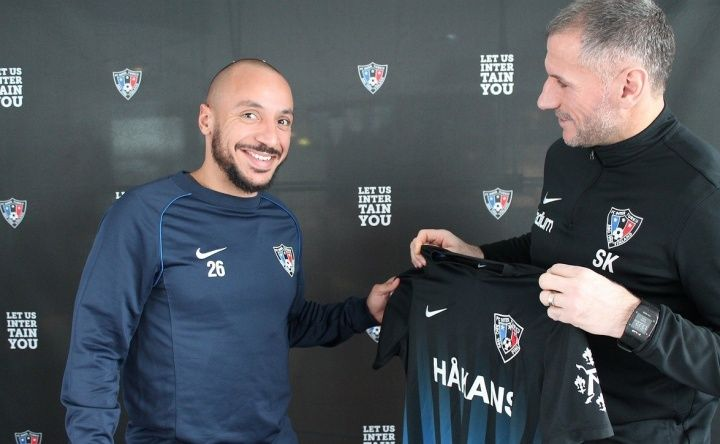 33 year old full-back Julien Faubert has been unveiled as a brand new signing for Finnish side FC Inter Turku.  Source