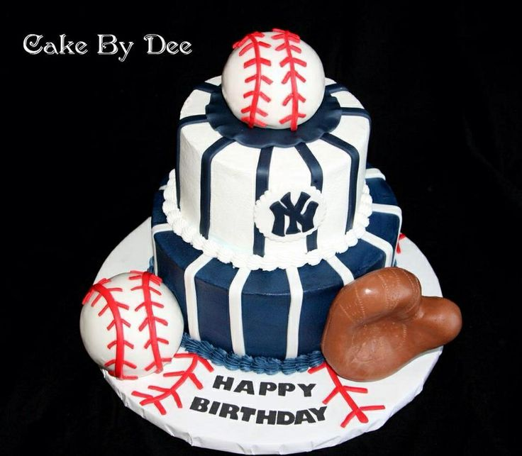 17 Best Images About Yankee Cakes On Pinterest