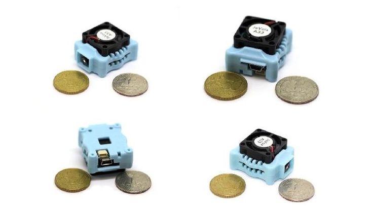 JeVois: Smart Camera for Open Source Machine Vision