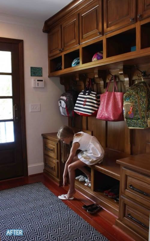 1000 images about mud rooms on pinterest cherries for Mudroom pantry