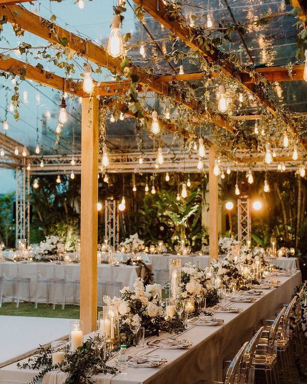 Top 20 Wedding Lighting Ideas You Can Steal In 2020 Outdoor Wedding Decorations Lights Wedding Decor Fun Wedding Decor