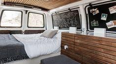 Descubre nuestra serie semanal de furgonetas camper.Esta semana, una Chevy muy personal.