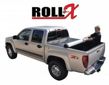 Are you looking for a simple, light-weight tonneau cover? Look what comes from Bak! 2004-2013 Chevy Silverado 1500 Hard Rolling Tonneau Cover (Roll-X 36100)