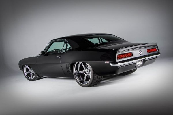 1969 Camaro With A Supercharged Ls2 V8 Camaro