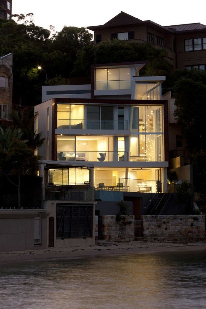 Point Piper House by Popov Bass Architects