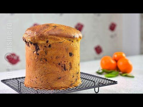 Panettone / Cozonac italian - reteta video | JamilaCuisine