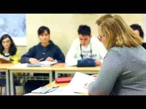 La enseñanza del Español como lengua extranjera en la Universidad de León - YouTube
