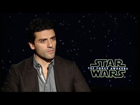 The Spanish 'Star Wars' Trailer Has Way More Oscar Isaac