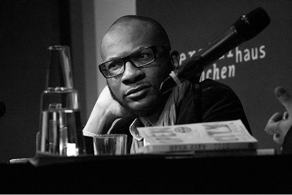 Teju Cole (Literaturhaus München, 7.11.2013) © Christian P Schmieder #litmuc13