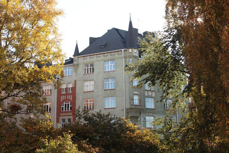 National Romantic Helsinki