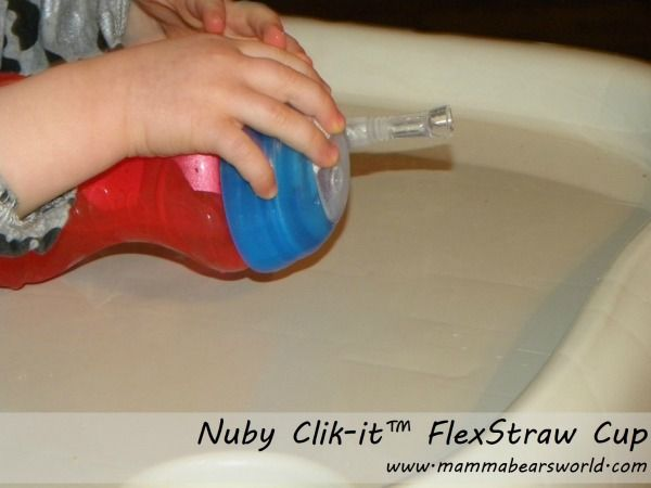 Nuby Sippy Cup no spill