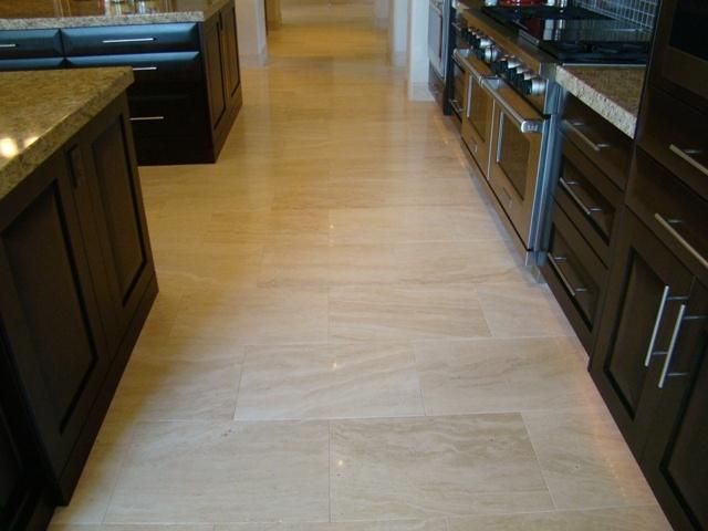 Want A Kitchen Floor To Adore Consider Authentic Durango Stone Vein Cut Veracruz