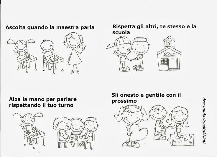 Favori 84 best Italiano per Bambini images on Pinterest | Italian  OW93