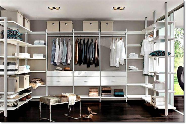 Begehbarer kleiderschrank ideen ikea  Bildergebnis für begehbarer kleiderschrank ideen | Schlafzimmer ...