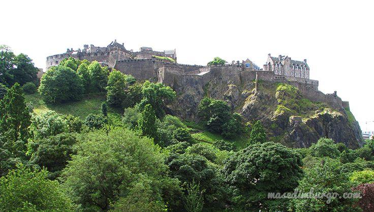 Curiosidades del Castillo de Edimburgo