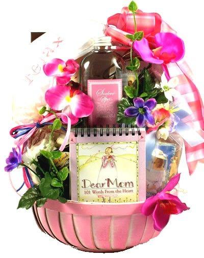 52 best Mothers Day Gift Baskets images on Pinterest | Gift basket ...