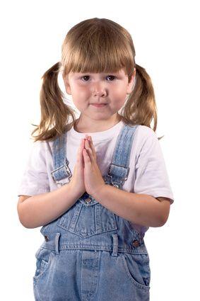 Artesanías de oraciones para niños | eHow en Español