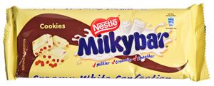 Home Tester Club : Milkybar with Cookies