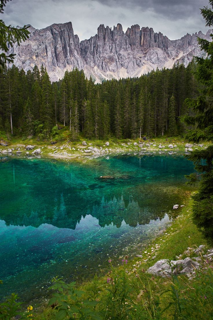https://flic.kr/p/KscVop   Karersee   Lago di Carezza - Alte Val d'Elga