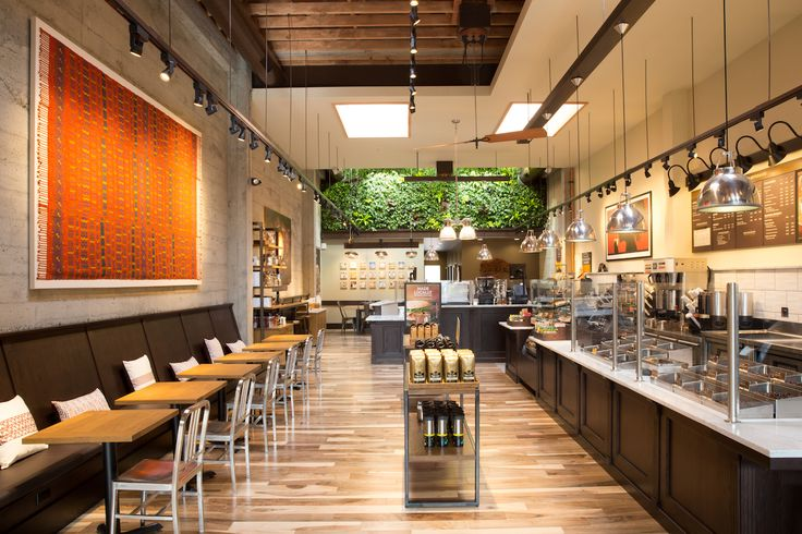 Peet's Unveils New Design Concept in Flagship Marina Store