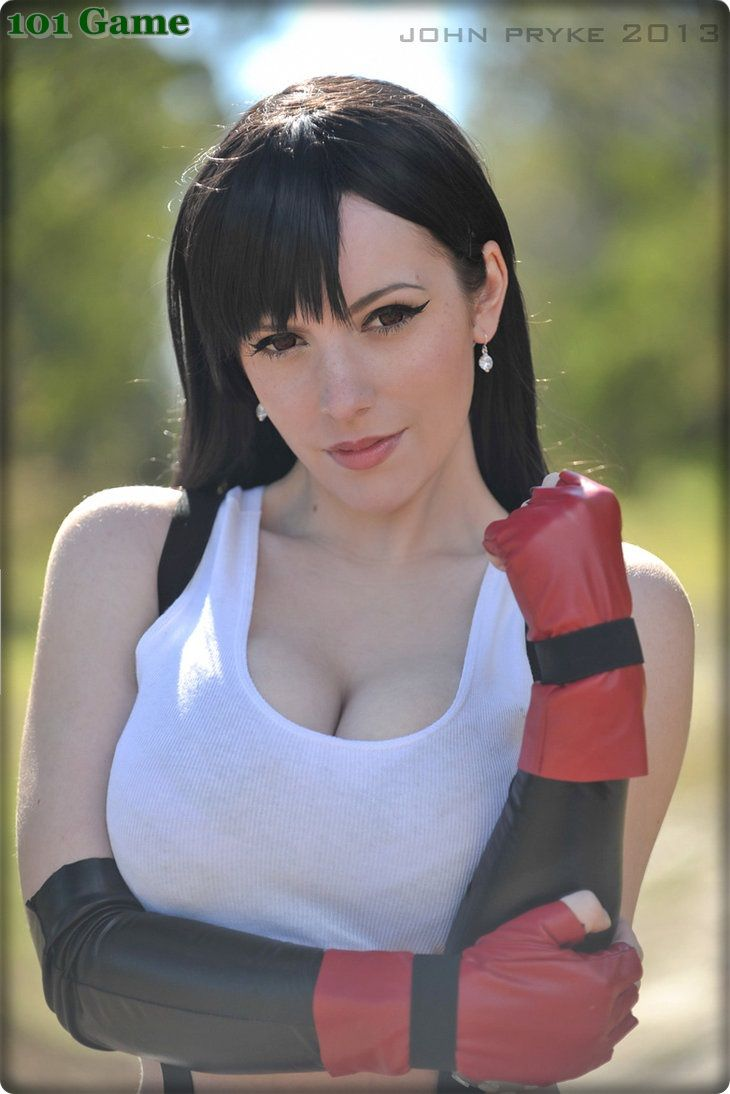 Sexy of tifa lockheart picture shrine