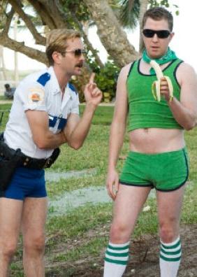 Terry Bernadino and Lt. Dangle should date!