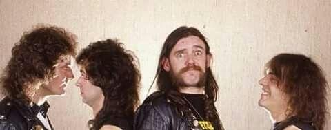 Pete Gill/Phil Campbell/Lemmy Kilmister/Wurzel