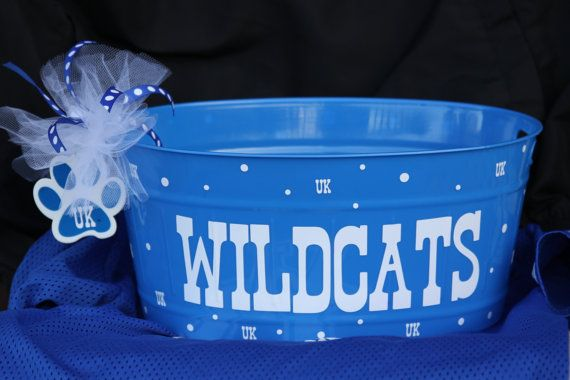 University of Kentucky Wildcats Pail by LittleLad on Etsy, $15.00